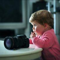 Точно, буду фотографом! :: Борис Херсонский