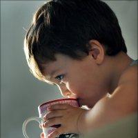 чаепитие (из серии 1) :: Борис Херсонский