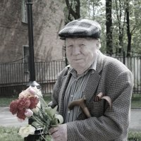 Ветеран :: Nastya Erkina