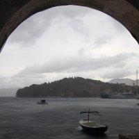Дождь над морем :: Анастасия Богатова