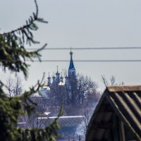 церковь :: Павел Данилевский