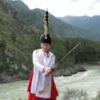 Алтайская принцесса :: Наталья Беспалова
