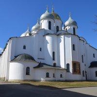 Софийский собор :: Любовь Крымова