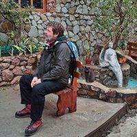 привал перед перевалом :: Валерий Горбунов