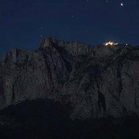 ночное Ай-петри :: Николай Ковтун