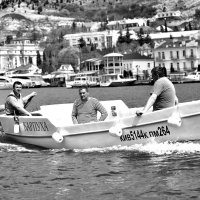 Балаклавские моряки... :: Евгения Красова