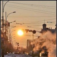 Морозно :: Андрей Ясносекирский