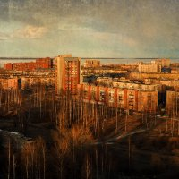 город Весна :: Ирина Романова