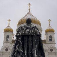 Памятник :: Людмила Синицына