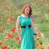 В тюльпанах :: надежда корсукова