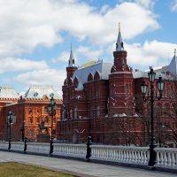 Вид с Манежной площади. :: Юрий Шувалов