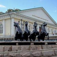 Центральный выстовочный зал. :: Юрий Шувалов
