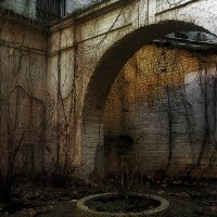 Меланхолия московских дворов... :: SergioSt