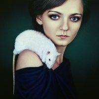 Маша и фыр фыр :: Кристина Маховицкая