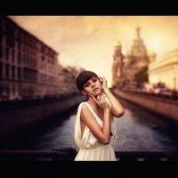 on the bridge :: liza skachko