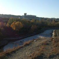 Плотина водохранилища :: Артур Микэйлян