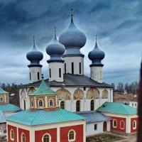 Собор Успения Пресвятой Богородицы :: Сергей Кочнев