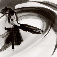 Танец :: Александр Шахмин
