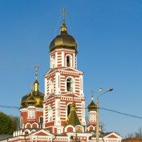 Церковь св. великомученика и целителя Пантелеимона (на Песках) :: Игорь Найда
