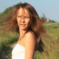 Серия фотографий с Аней :: Ирина Хромова