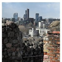 Старые стены нового города :: Anatolij Maniuto