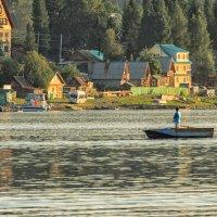 на озере :: Галина Шепелева