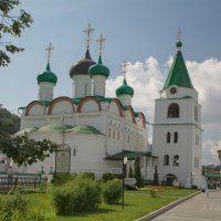 Нижний Новгород. Печерский монастырь, 2. :: Андрей Ванин