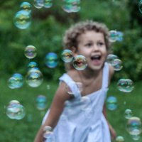 Мыльные пузыри :: Евгения Кирильченко