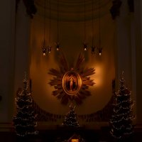 Церковь в Варшаве :: Ольга Кан