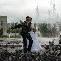Любовь и голуби... :: Владимир Питерский