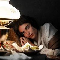 Уютный вечер :: Дмитрий Бегма