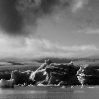 Исландия. Ледник Ватнайокулл #2 :: Олег Неугодников