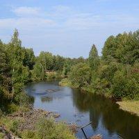 Река :: Роман Васенин