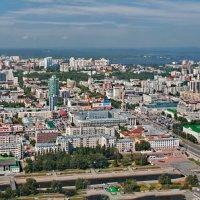 Панорама Екатеринбурга :: vladimir Bormotov