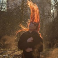 портрет :: Tiana Kodenko
