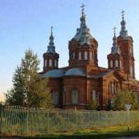 Церковь :: Екатерина Василькова