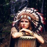 Дочь вождя племени :: Юлия