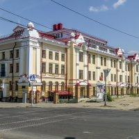 Поликлиника восстановлена в 2015 г :: Дмитрий Потапкин