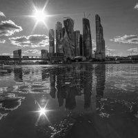 Про летние отражения :: Алексей Соминский