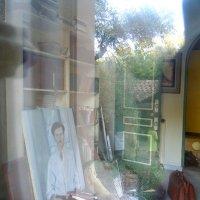 портрет хозяина брошенного дома :: Ольга Заметалова