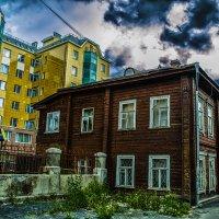 Петрозаводск,Три века архитектуры... :: Ivan Lukkonen