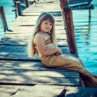 маленькая русалка :: Елена Карталова
