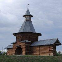 (Святые Ворота) Николо-карельского монастыря (1692 г). :: Александр Качалин