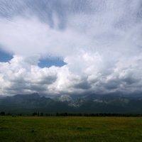 Небо над Восточными Саянами :: Александр Попов