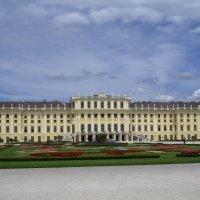 Дворец Шенбрунн в Вене :: Юрий Поляков