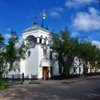 Храм. :: Николай Емелин