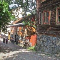 старинная шведская улочка :: Елена
