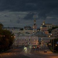Пустые улицы :: Анатолий Корнейчук