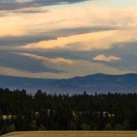 Горы - в облака, облака - в горы... :: Наталья Карышева