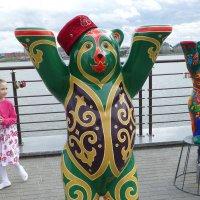 Международная художественная выставка «The Minis United Buddy Bears» в Казани :: Наиля